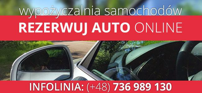 Wynajem samochodu we Wrocławiu